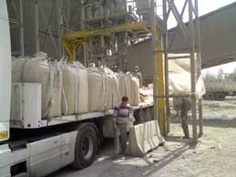 PWI Automatic Jumbo Bag Filling Station